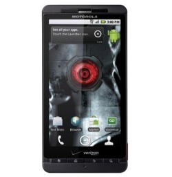 Motorola Droid X (Verizon) $160.