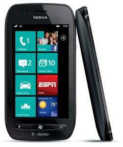 Nokia 710 (T-Mobile) $200. Windows mobile phone.
