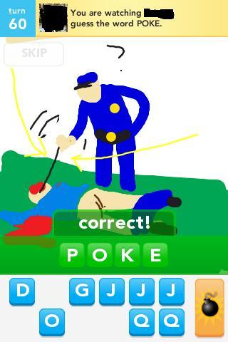 Draw Something pic of the day, redux