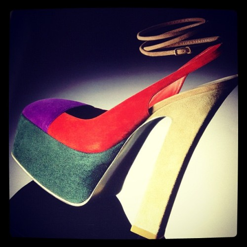 Hello Lover! YSL (Taken with instagram)