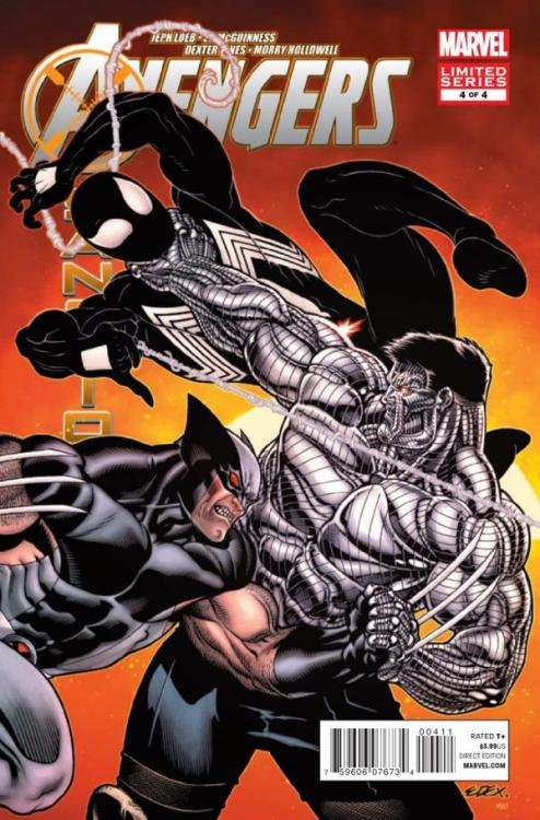 Check out my Review of Jeph Loeb's Avengers X-Sanction #4 (of 4)! My Reviews for this entire mini-series can be found here: Avengers X-Sanction #1 (of 4): Hoping against Deus X-Machina ( 3.5 / 5.0 ) Avengers X-Sanction #2 (of 4): Seeing Red ( 4.0 / 5.0 ) Avengers X-Sanction #3 (of 4): Family Reunion ( 3.5 / 5.0 ) Avengers X-Sanction #4 (of 4): Hope Rising ( 4.0 / 5.0 ) or here: Avengers X-Sanction - Mini-Series Review Gallery