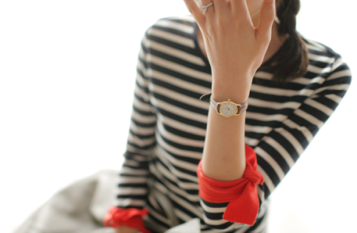 prepfection:  The Ish Watch via Sarah Klassen Haute Design