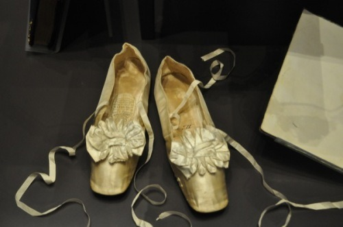 Queen Victoria's dancing shoes!