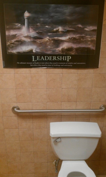 This was in the toilet at a dunks in egg harbor city. It's funny in so many ways..