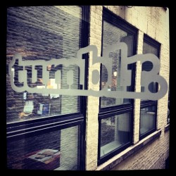 davidxprutting:  @tumblr headquarters #NYCtech @bfa_nyc @kathbarna  (Taken with Instagram at Tumblr)