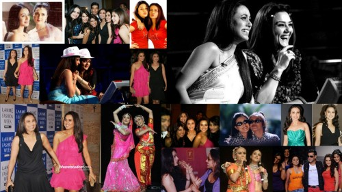 "Remember when Preity Zinta or Rani Mukherjee used to be everybody's favorite back in the day. If you would ask anybody ""Who's your favorite actress?"" they would be like ""Rani Mukherjee or Preity Zinta"". Now, it's like so many actresses and there is no ""most"" favorite for anybody. They all have different choices but till around 2007-08 everybody's favorite actress used to be these two ladies. They were not best friends but they were also not enemies. If you take examples of today Kareena, Katrina, Priyanka they just can't stand each other or at least that's how media shows it. But anyways I still love Preity and Rani."