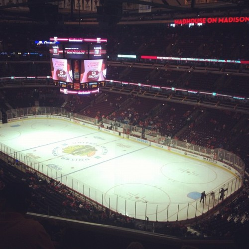 Blackhawks (Taken with instagram)