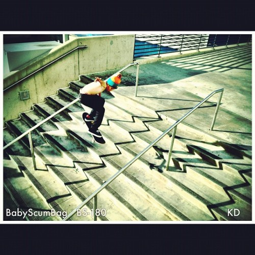 #staplecenter #SKATEboarding #DTLA w/ @babyscumbag1 @goldwheels  (Taken with instagram)
