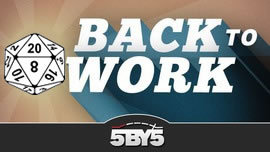 Great episode of back to work this week.  After much talk of apple products and computer stuff, they get on to the topic of preserving your company's culture. Back to work Episode 59: Brains all the way down As the head of a small but growing company I fight with the issue of keeping the culture of invention, enthusiasm, customer service and quality as we add employees, increase our administrative burden and start dealing with bigger projects and customers.   For example we are half way through our first large scale costume making project for a big budget feature film - it's awesome, terrifying and rewarding… but has also resulted in the sudden need to colaborate with another company, outside designers, outside suppliers, and have all staff on deck while simultaneously trying to meet our regular customers' expectations.  Not easy. But the rewards will be felt by more than just us.   The business will be more secure with a bit more money in the bank so we should be less prone to going out of business (bonus if you like our stuff!).  Our customers will also get access to all the amazing technological innovations that we've been forced to put together to make this project fly.   Finally, we'll come out the back end of this project with a better system in place to absorb this sort of sudden workload without disrupting our normal work flow - so there will be less chance of orders being delayed down the road. So the timing of the podcast could not be better, since we're definitely adding people to our community and culture, and I've been given a good framework to think about that from the episode. It's an exciting time, and anyone who is at all involved in running a project or business should be listening to the back to work podcast.   It certainly makes for a LOT of learning and thought provoking while I keep my hands busy making the latex stuffs. Also… it was great that Merlin could not help but put a little cameo by Razzledazzle in at 1:12:45 - I jingled my keys a little (in my head) for him.
