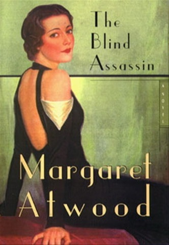 Books of 2012, #8: The Blind Assassin by Margaret Atwood wow okay so margaret atwood is terrific and this is just like another one to add to the list of terrific books margaret atwood has written