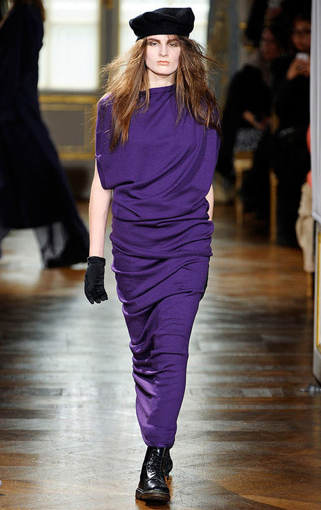 Moon Young Hee Fall-Winter 2012.