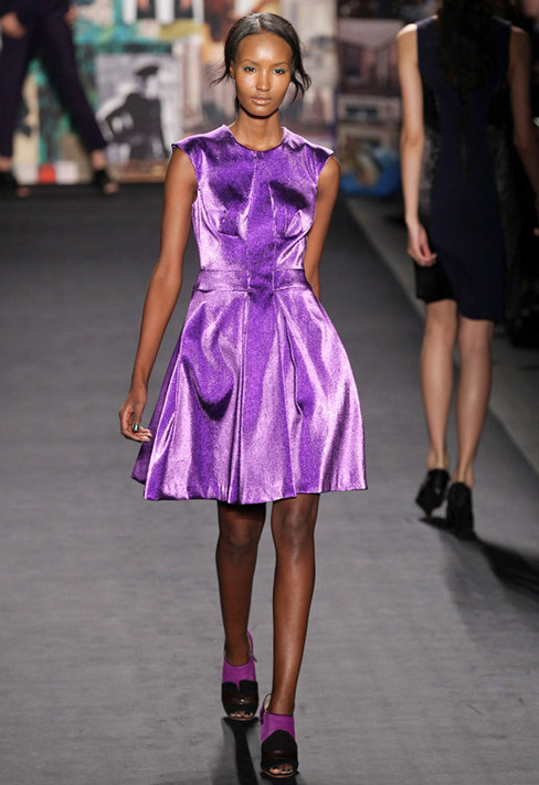 Tracy Reese Fall-Winter 2012.