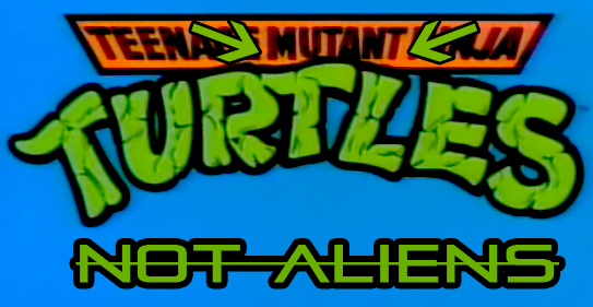 Michael Bay is Making Teenage ALIENS Ninja Turtles SMH