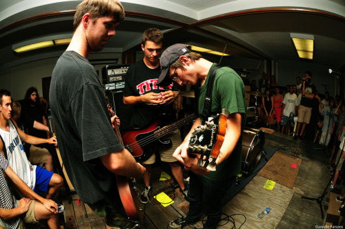 dirtywindpipes:  dressingcold:  Title Fight in Quakertown PA last summer.  what and i missed it oh fucks