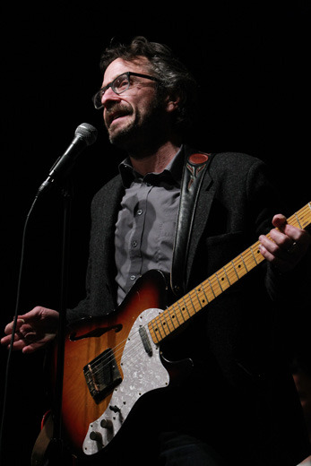 Courting Sketchfest: Marc Maron by Jakub Mosur