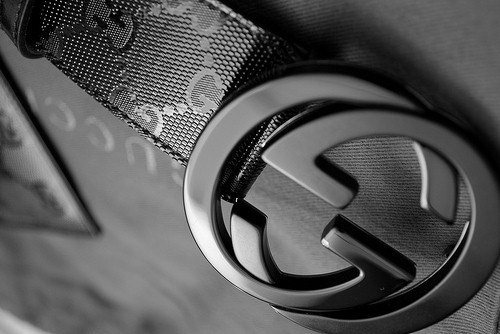 dailyluxury:  Gucci belt.