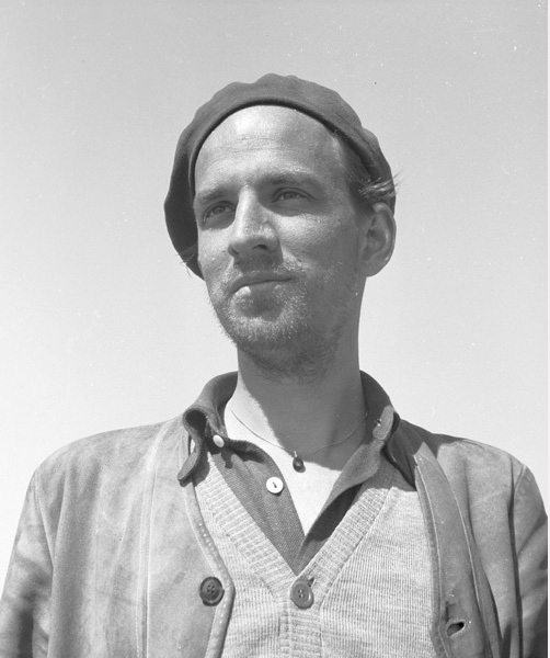"Louis Huch     Director Ingmar Bergman       1953  ""Film as dream, film as music. No art passes our conscience in the way film does, and goes directly to our feelings, deep down into the dark rooms of our souls."""
