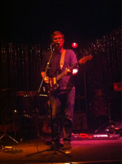 Mike Huguenor of Shinobu/Hard Grils/Classics of Love at Blank Club in San Jose