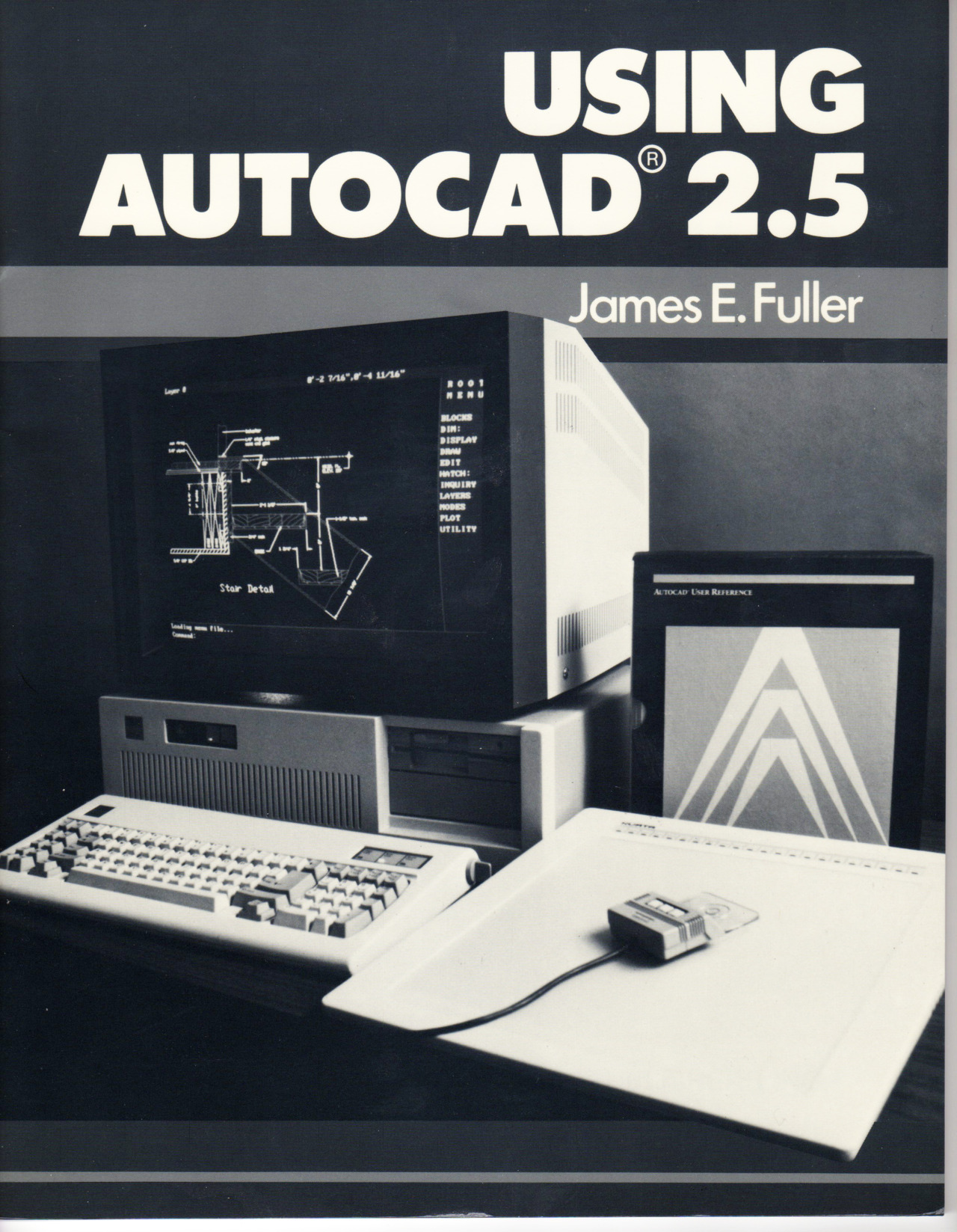 1986 AutoCAD Version 2.5 (Release 7)   June 1986   Between The Lines: All Things Autodesk and Technology Shaan Hurley http://autodesk.blogs.com/between_the_lines/autocad-release-history.html