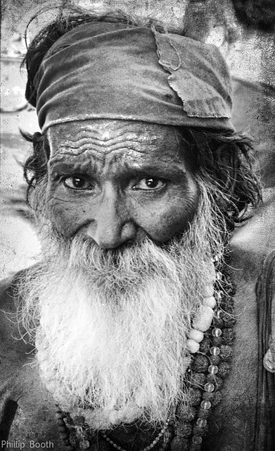 Indian Portrait on Flickr.He was sitting by a fruit and vegetable store in Pushkar a few streets back from the sacred lake. He didn't speak any English (and my Hindi is horrible) so not many words were shared but I think this photo speaks more then any words could have