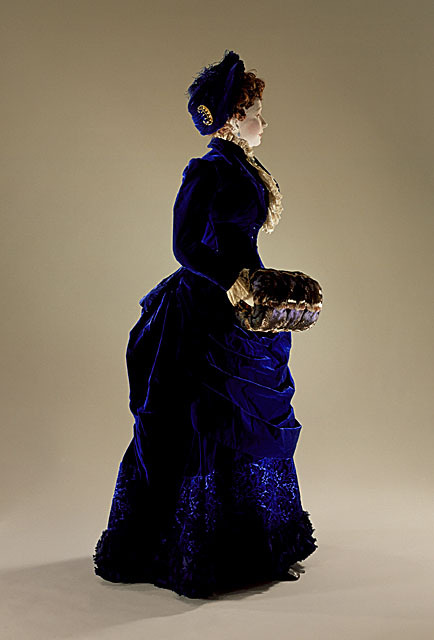 omgthatdress:  Dress 1880 The Los Angeles County Museum of Art