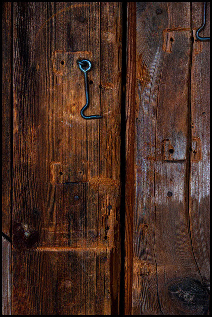 Door Hook by Junkstock on Flickr.