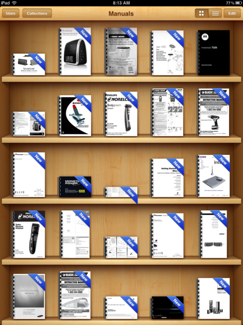 iPad Manuals Collection