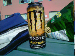 Monster Rehab!