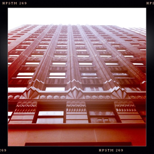 11 Park Place. Kaimal Mark II Lens, Pistil Film, Cadet Blue Gel Flash, Taken with Hipstamatic