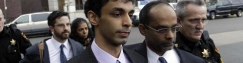 "Ex-Rutgers student convicted in Tyler Clementi case apologizes for actions: ""I'm very sorry about Tyler,"" Dharun Ravi said about his former roommate, who committed suicide in 2010. Ravi says he ""didn't act out of hate, and I wasn't uncomfortable with Tyler being gay,"" but that he didn't consider the effect his actions would have. source Follow ShortFormBlog"