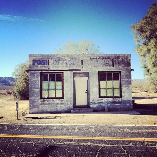 Kelso Post Office, Mojave National Preserve