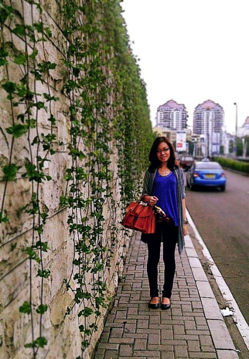 What I Wore Today - 15 March 2012