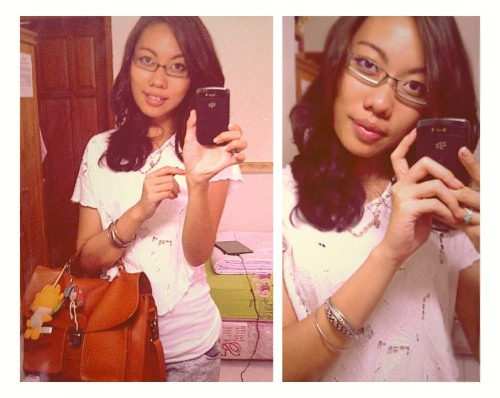 What I Wore Today - 20 March 2012