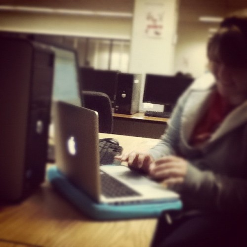 Computer nerd (Taken with instagram)