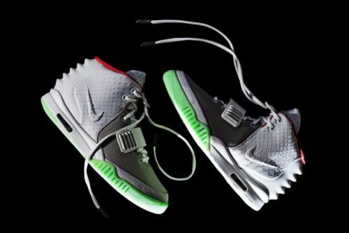 freshistheword:  Nike Air Yeezy 2 Wolf Grey/Pure Platinum