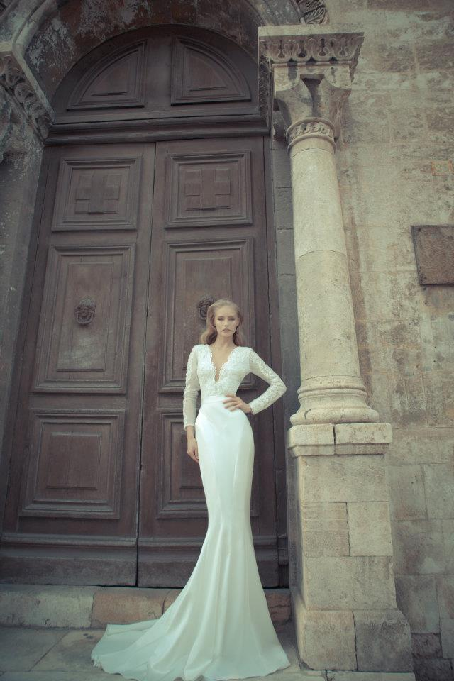helloweddingdiary:  Yaki Ravid Bridal Couture 2012