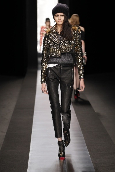 Frankie Morello, fall 2012.