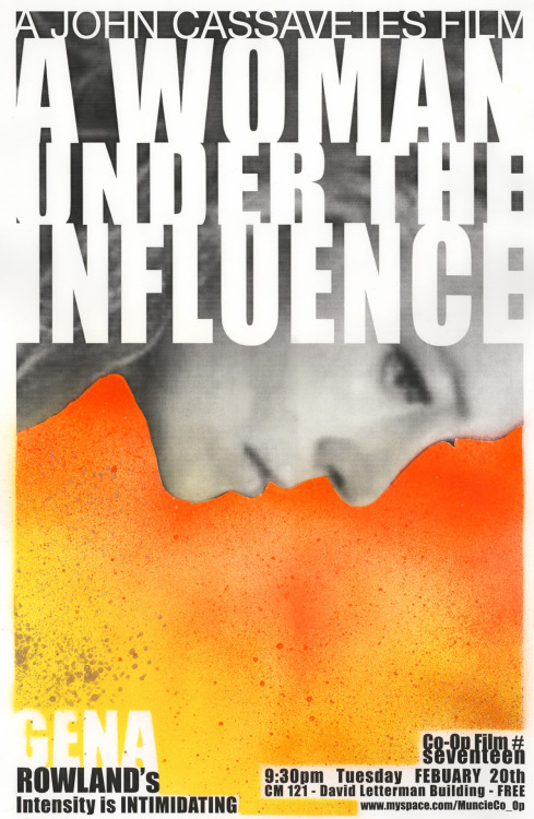 A Woman Under the Influence by Travis Harvey
