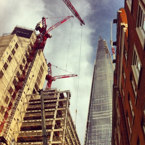 Shard (again) (Taken with instagram)