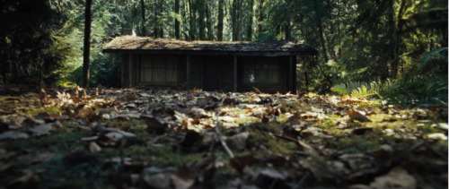 The Cabin in the Woods When five college friends go to a lakehouse retreat, their weekend joyride soon becomes more than they bargained for. TV veterans Drew Goddard and Joss Whedon turn this seemingly hackneyed premise on its head with a wickedly brilliant spin on the horror genre.The Cabin in the Woods hits theaters April 13th