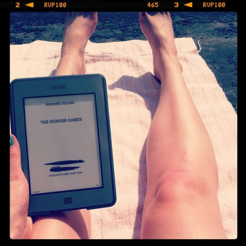 rooftop reread (Taken with Instagram at The Netherland)