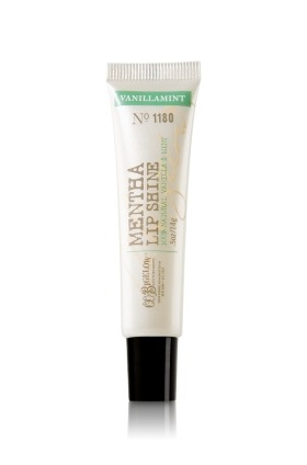 Vanilla Mint lip moisturizer available here!