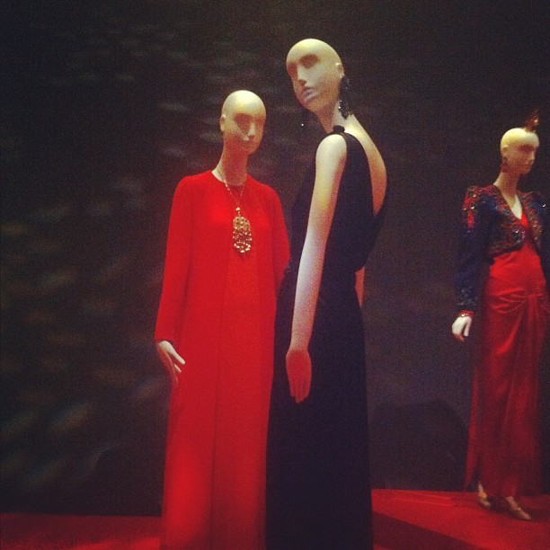 Stunning. #ysldenver  (Taken with instagram)