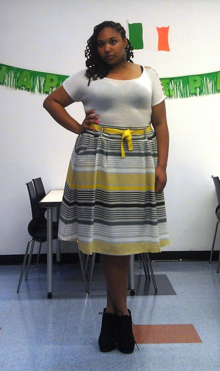 new post…Pocket Full of Sunshine A Thick Girl's Closet
