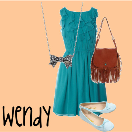 Wendy by jessb93 featuring a collar necklace