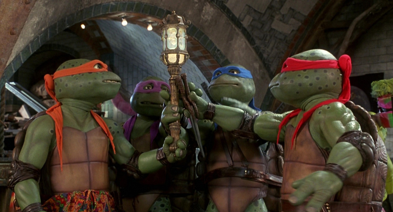 "Michael Bay's Teenage Mutant Ninja Turtles reboot to feature an ""alien race"" origin story for the heroes. Whaaa….? What do YOU think?"