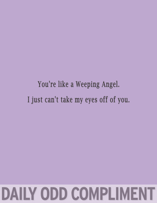 """Weeping Angel"""