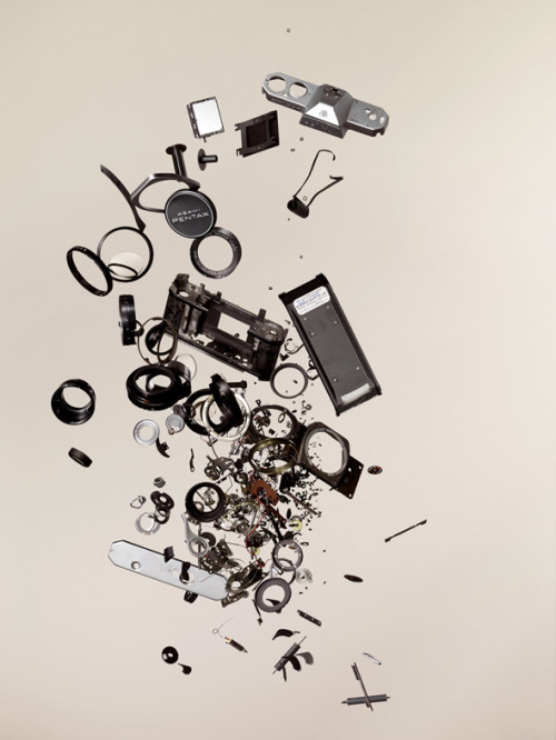 hazor:  Apart Camera by Todd McLellan