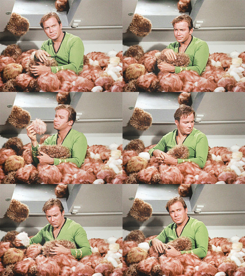 Trouble with Tribbles I LoVe This Episode!!!!