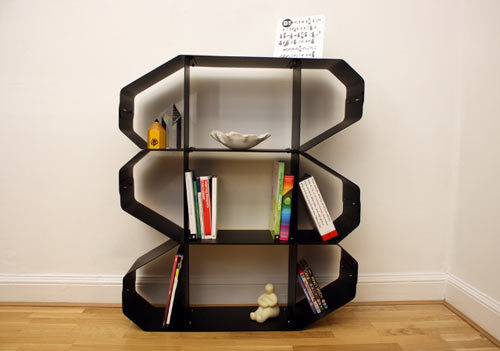 homedesigning:  SD2.0 Shelves by Andy Murray Design